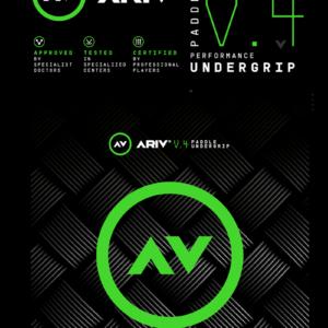 ARIV V.4 Paddle Undergrip